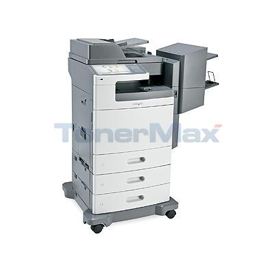 Lexmark X792dtme